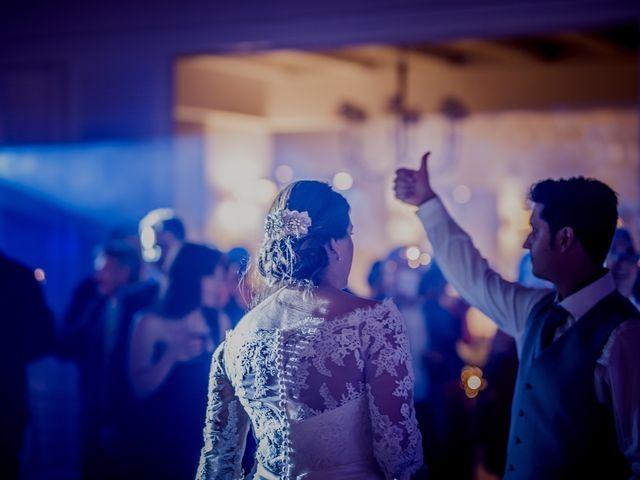 La boda de Israel y Tamara en El Puig, Valencia 64