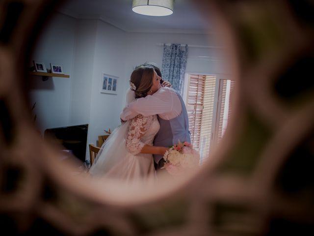 La boda de Israel y Tamara en El Puig, Valencia 78