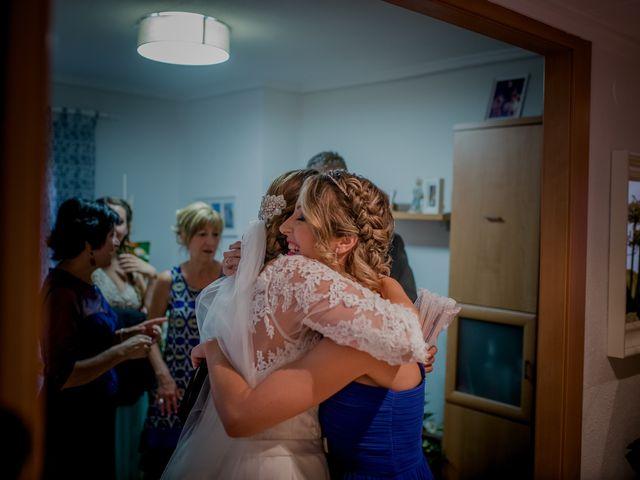 La boda de Israel y Tamara en El Puig, Valencia 79