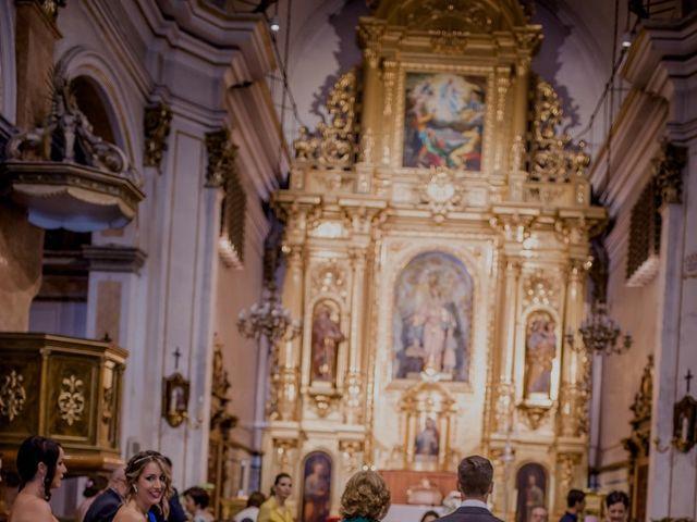 La boda de Israel y Tamara en El Puig, Valencia 80