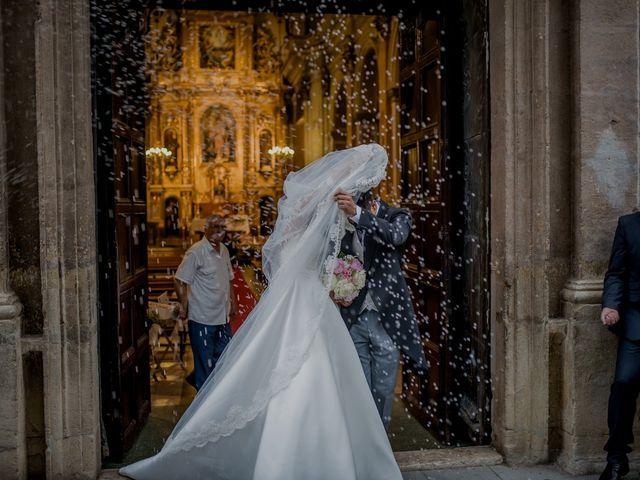 La boda de Israel y Tamara en El Puig, Valencia 82