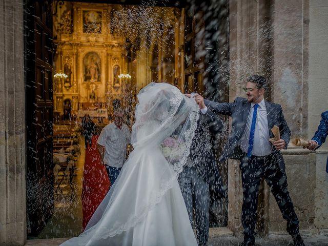 La boda de Israel y Tamara en El Puig, Valencia 83