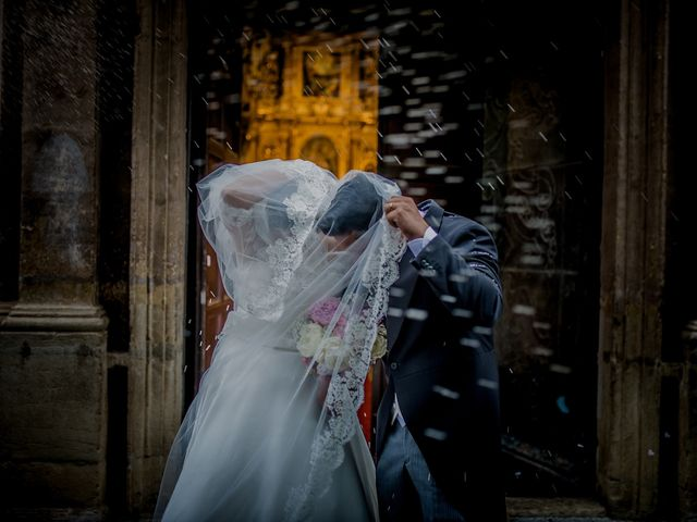 La boda de Israel y Tamara en El Puig, Valencia 84