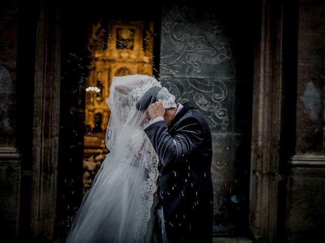 La boda de Israel y Tamara en El Puig, Valencia 85