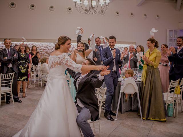 La boda de Israel y Tamara en El Puig, Valencia 91