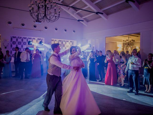 La boda de Israel y Tamara en El Puig, Valencia 95