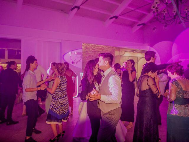 La boda de Israel y Tamara en El Puig, Valencia 99