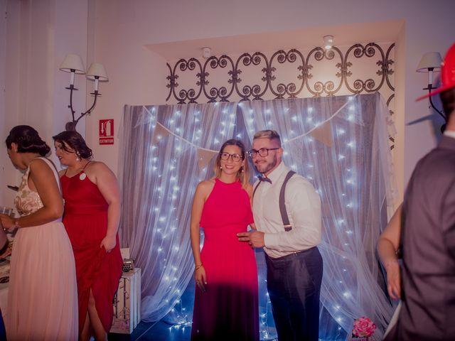 La boda de Israel y Tamara en El Puig, Valencia 100