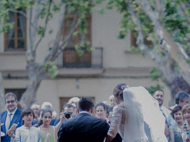 La boda de Israel y Tamara en El Puig, Valencia 108