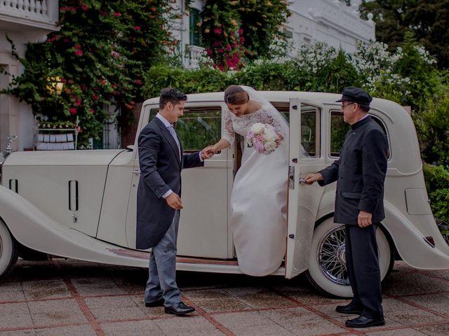 La boda de Israel y Tamara en El Puig, Valencia 111