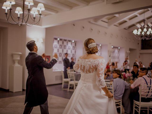 La boda de Israel y Tamara en El Puig, Valencia 114