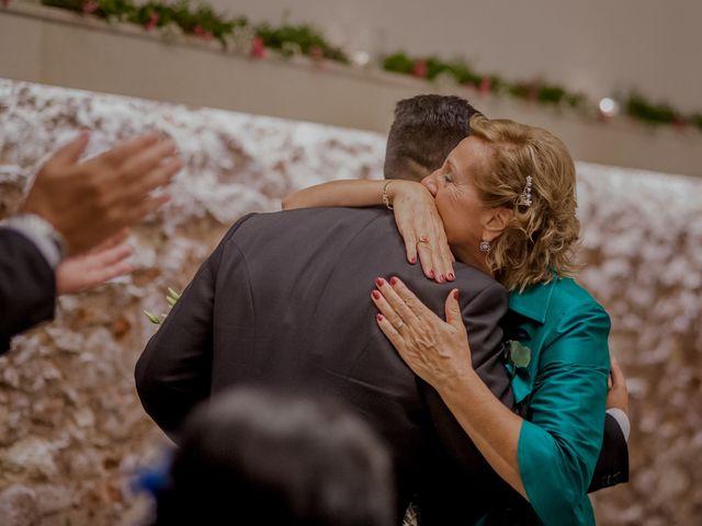 La boda de Israel y Tamara en El Puig, Valencia 115