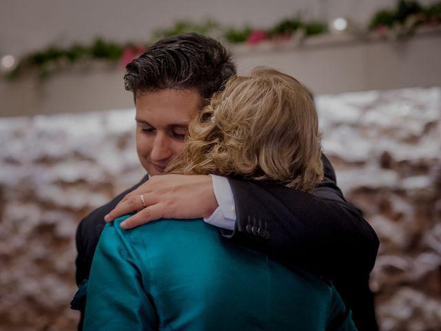 La boda de Israel y Tamara en El Puig, Valencia 117
