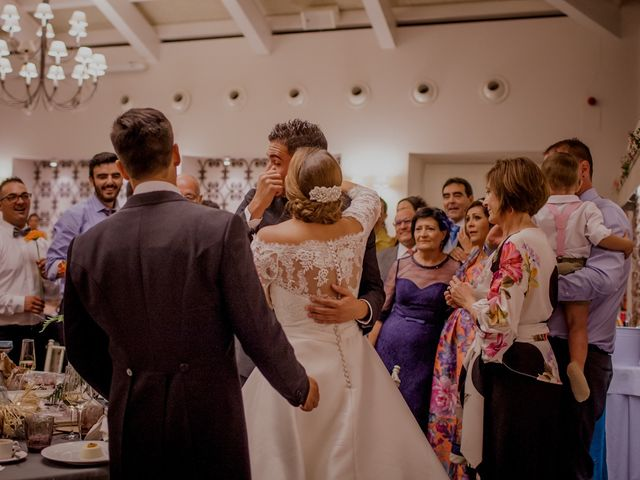 La boda de Israel y Tamara en El Puig, Valencia 118