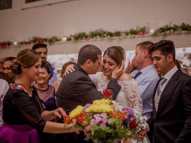 La boda de Israel y Tamara en El Puig, Valencia 119