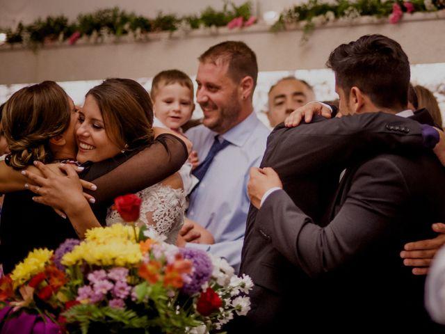 La boda de Israel y Tamara en El Puig, Valencia 120