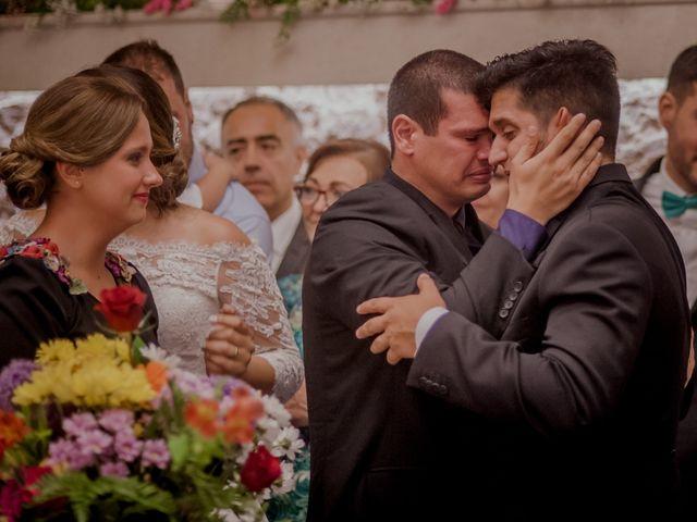 La boda de Israel y Tamara en El Puig, Valencia 121