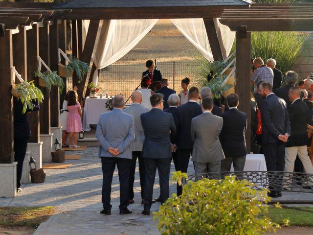 La boda de Juan y Inés en Collado Villalba, Madrid 5
