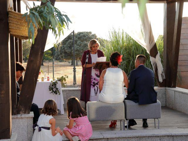 La boda de Juan y Inés en Collado Villalba, Madrid 7