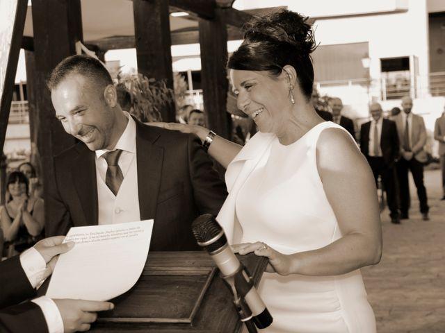 La boda de Juan y Inés en Collado Villalba, Madrid 8
