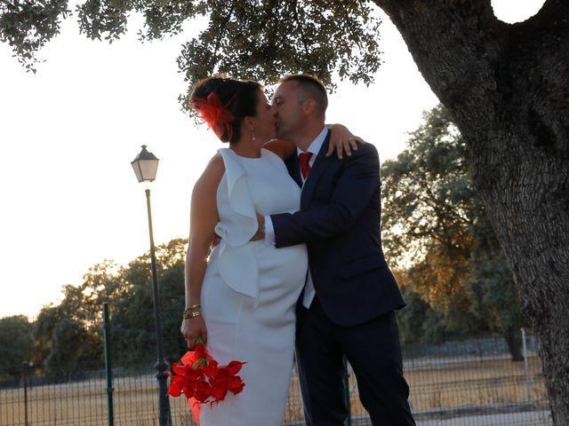 La boda de Juan y Inés en Collado Villalba, Madrid 9