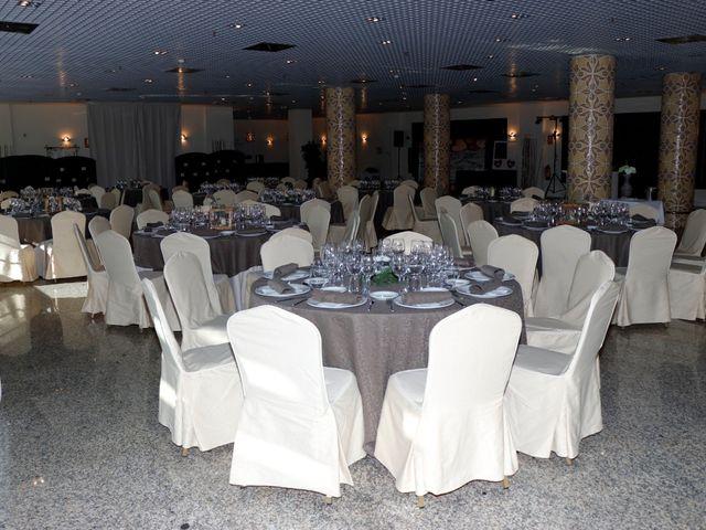 La boda de Juan y Inés en Collado Villalba, Madrid 12