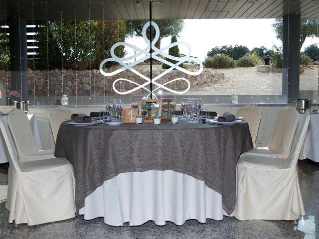 La boda de Juan y Inés en Collado Villalba, Madrid 14