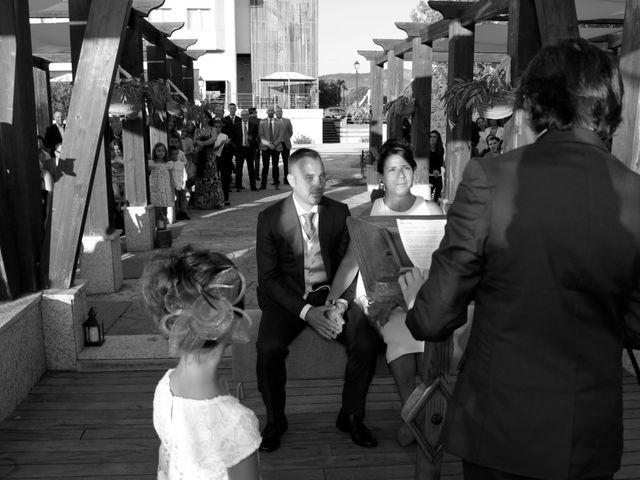 La boda de Juan y Inés en Collado Villalba, Madrid 19