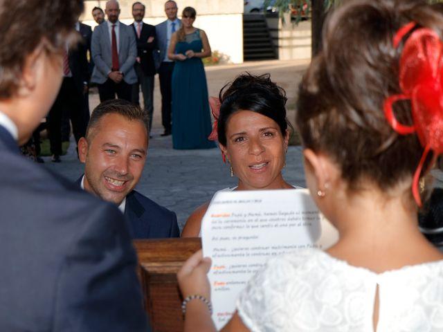 La boda de Juan y Inés en Collado Villalba, Madrid 21