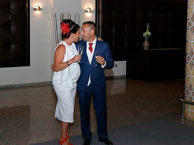 La boda de Juan y Inés en Collado Villalba, Madrid 23