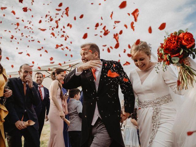 La boda de Olga y Raúl