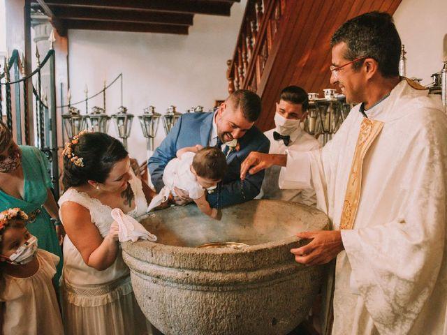 La boda de Jonay  y Tania  en Tegueste, Santa Cruz de Tenerife 2