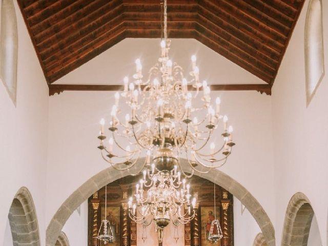 La boda de Jonay  y Tania  en Tegueste, Santa Cruz de Tenerife 1