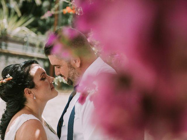 La boda de Tania  y Jonay