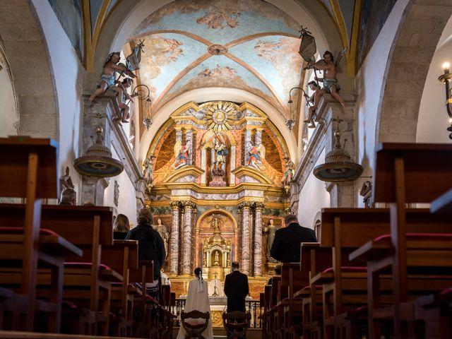 La boda de Óscar y María en Santiago De Compostela, A Coruña 2