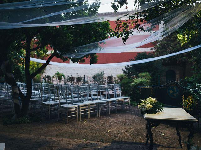 La boda de Josh y Maria José en Ecija, Sevilla 3