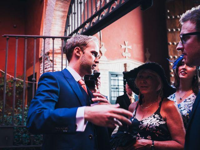 La boda de Josh y Maria José en Ecija, Sevilla 11