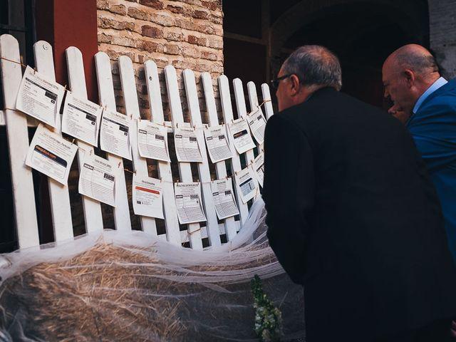 La boda de Josh y Maria José en Ecija, Sevilla 12