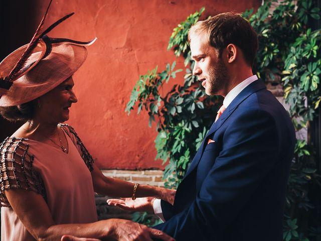 La boda de Josh y Maria José en Ecija, Sevilla 13