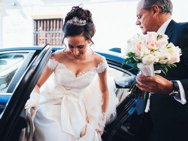 La boda de Josh y Maria José en Ecija, Sevilla 14