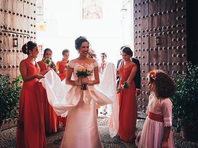 La boda de Josh y Maria José en Ecija, Sevilla 15