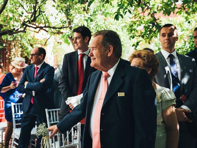 La boda de Josh y Maria José en Ecija, Sevilla 16