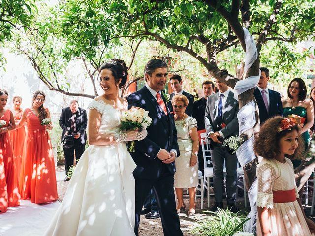 La boda de Josh y Maria José en Ecija, Sevilla 17