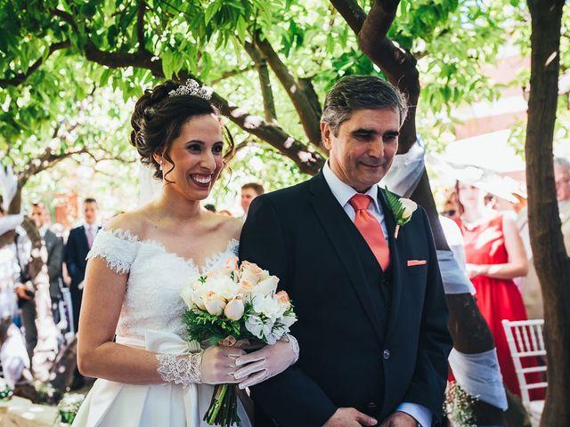 La boda de Josh y Maria José en Ecija, Sevilla 18