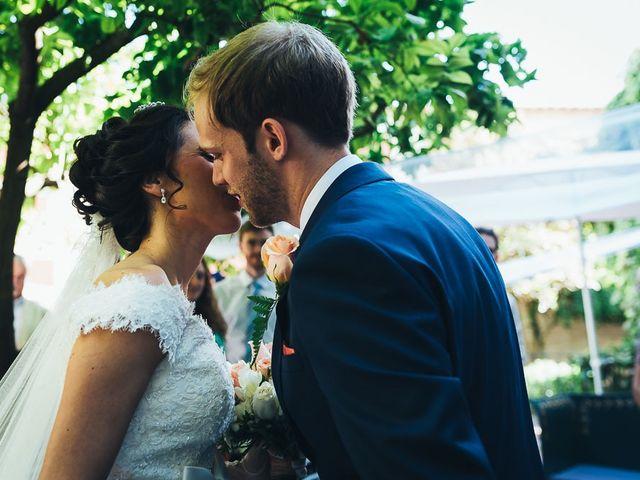 La boda de Josh y Maria José en Ecija, Sevilla 19