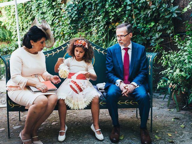 La boda de Josh y Maria José en Ecija, Sevilla 20