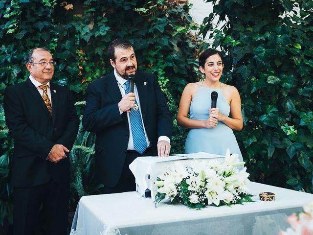 La boda de Josh y Maria José en Ecija, Sevilla 21