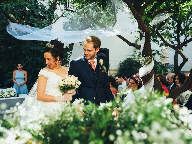 La boda de Josh y Maria José en Ecija, Sevilla 23