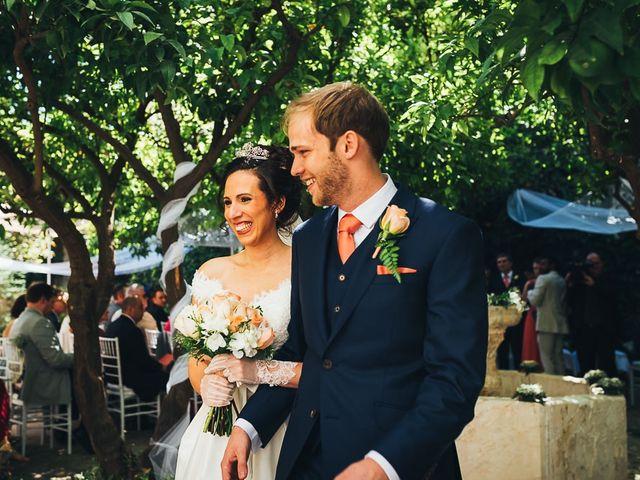 La boda de Josh y Maria José en Ecija, Sevilla 24