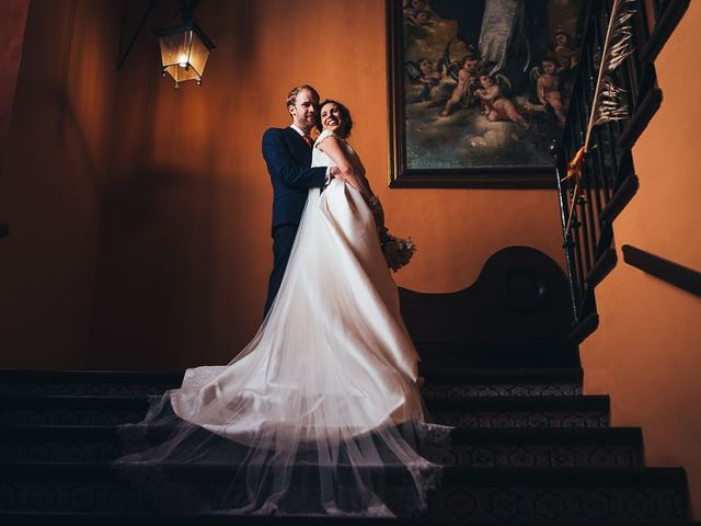 La boda de Josh y Maria José en Ecija, Sevilla 26